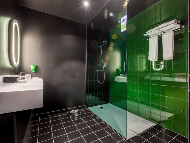 Park Inn Hotel interior design by Nachtraven